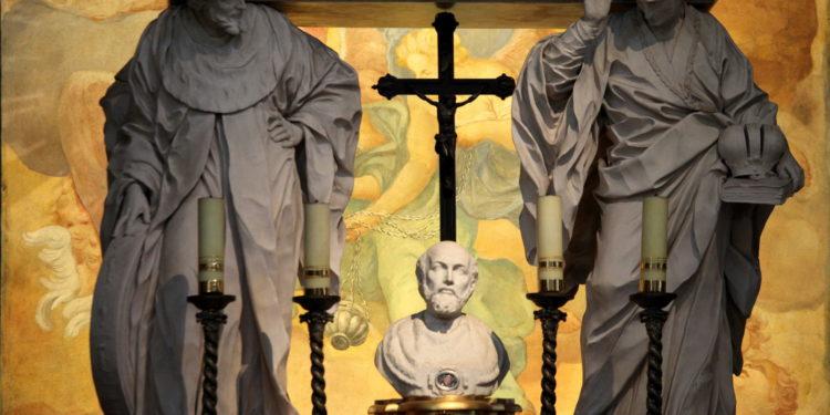 Relikwie św. Jana Kantego